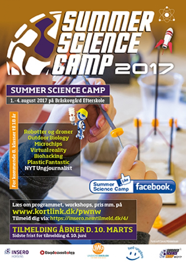 Sommer Science Camp